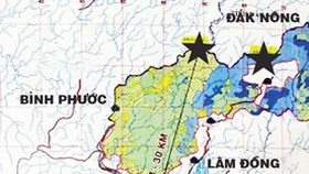 Dong Nai Province for independent report on hydropower projects